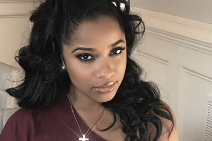 Toya Johnson Has An Important Message For Her Fans About Making Her Voice Heard