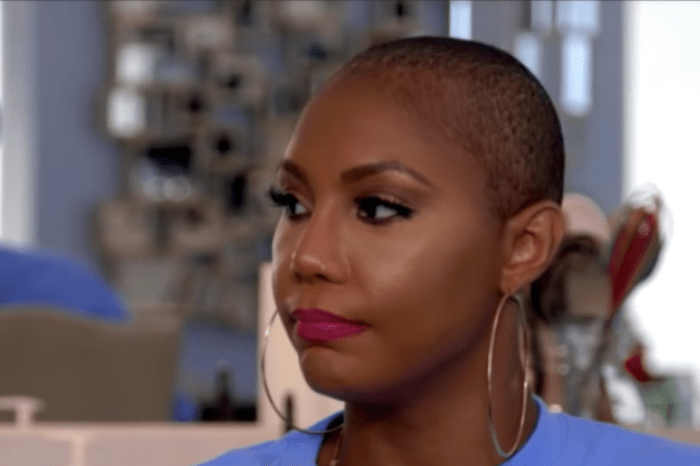 Tamar Braxton Quotes Ice Cube And Makes A Call For Justice