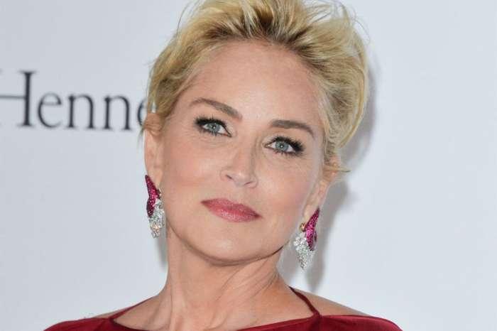 Sharon Stone Mourns The Death Of Her Ex-Boyfriend Steve Bing