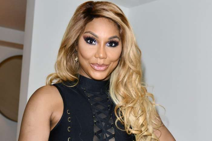 Tamar Braxton Shared This Powerful Picture That Is So Painful To Look At With The Support Of BF David Adefeso Amid A Wave Of Social Consciousness In The Celebrity World After George Floyd's Death
