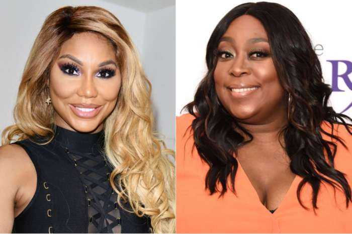Loni Love Makes A Few Juicy Confessions About Tamar Braxton As Amanda Seales Confirms That 'The Real' Is Not That Rosy With This Move