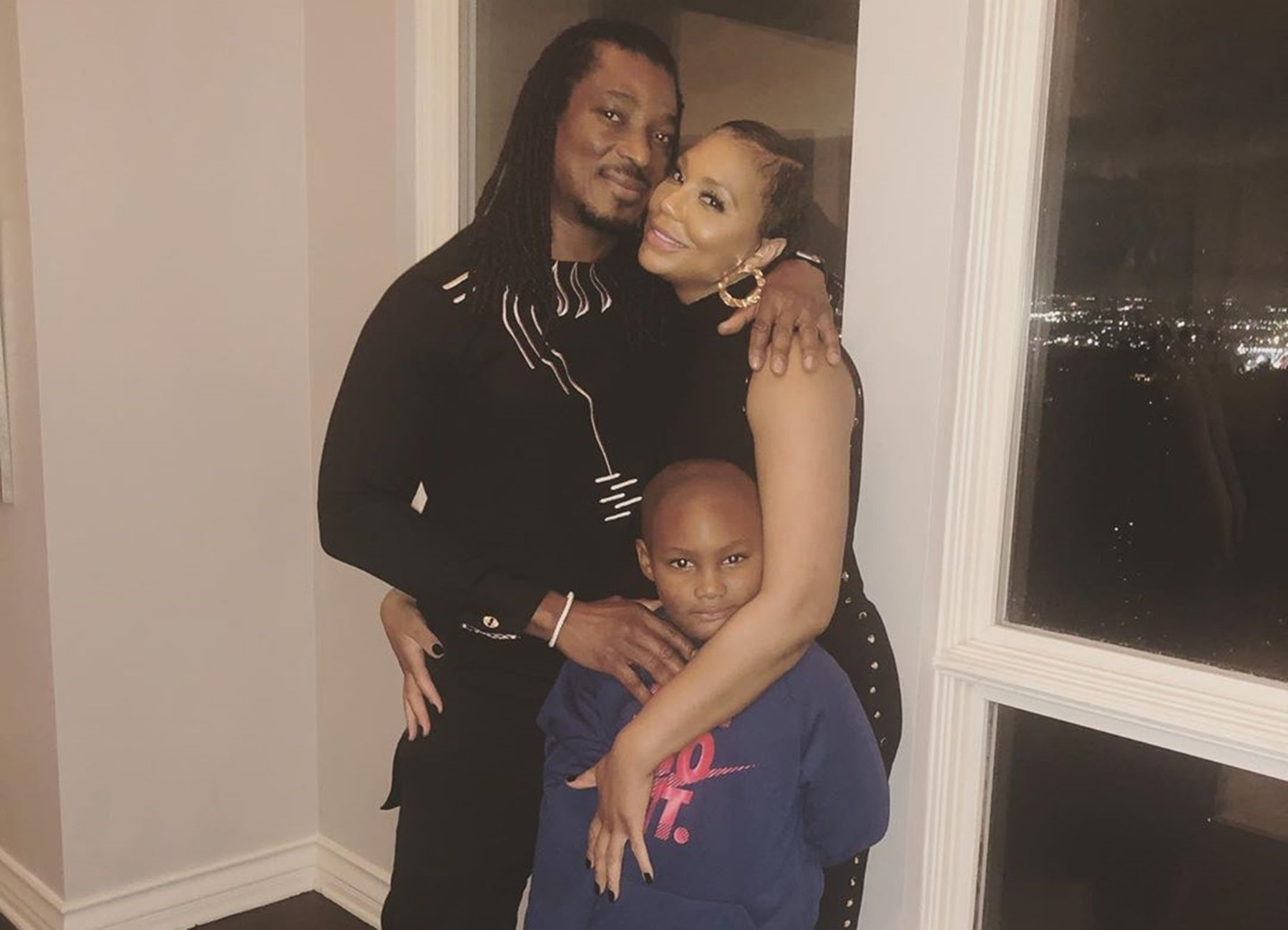 Tamar Braxton's BF, David Adefeso Talks About Retirement Accounts - See His Video