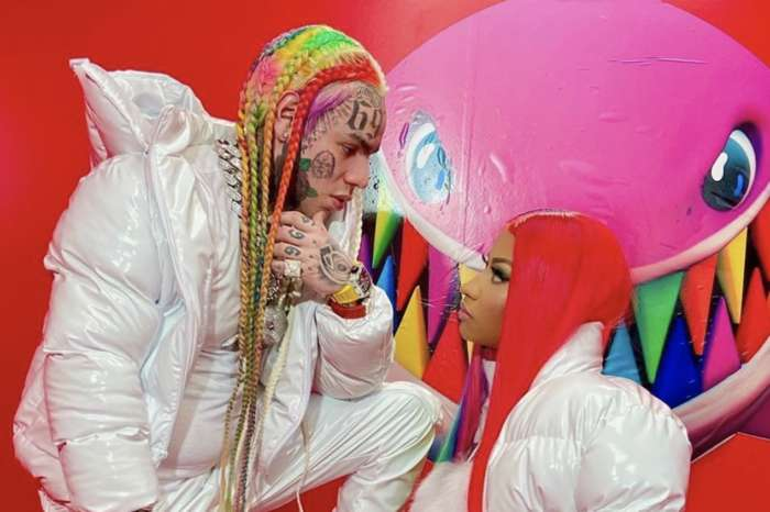 Nicki Minaj And Tekashi 69's New Video Is Released Today - Check Out The NSFW Sneak Peek Clip And See Nicki Leaving Nothing To The Imagination!