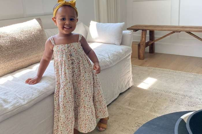 Tia Mowry's Daughter, Cairo, Is An Overload Of Cuteness In New Photos Wearing A Pretty Bathing Suit