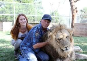 Tiger King's Jeff Lowe Says He And His Wife Lauren - Plus Their New Zoo - Are Coming Soon To Reality TV