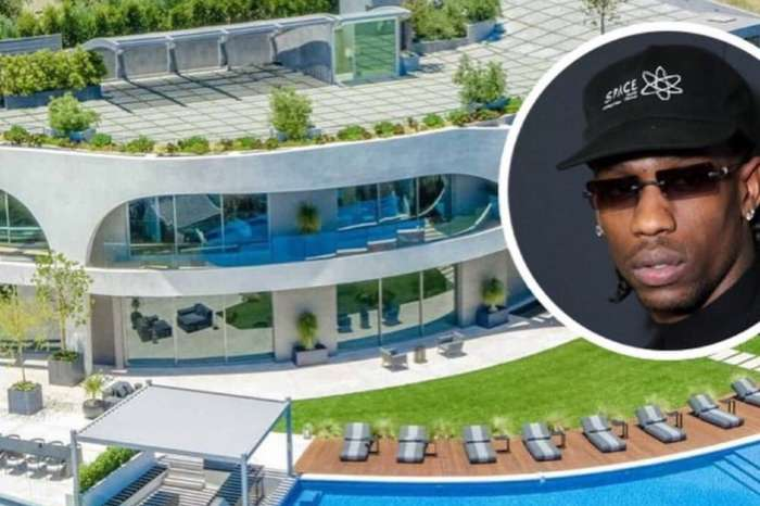 Travis Scott Buys Massive Hollywood Hills Mansion Near Kylie Jenner's New Home