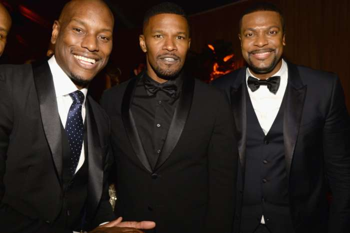 Jamie Foxx Questions Tyrese South African Reverse Racism Claims