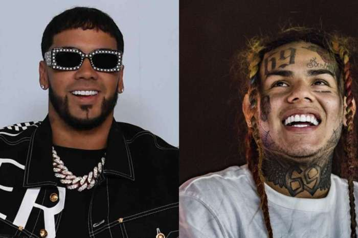 Anuel AA And Tekashi 6ix9ine Collaborate On IG Live Despite Snitching Allegations