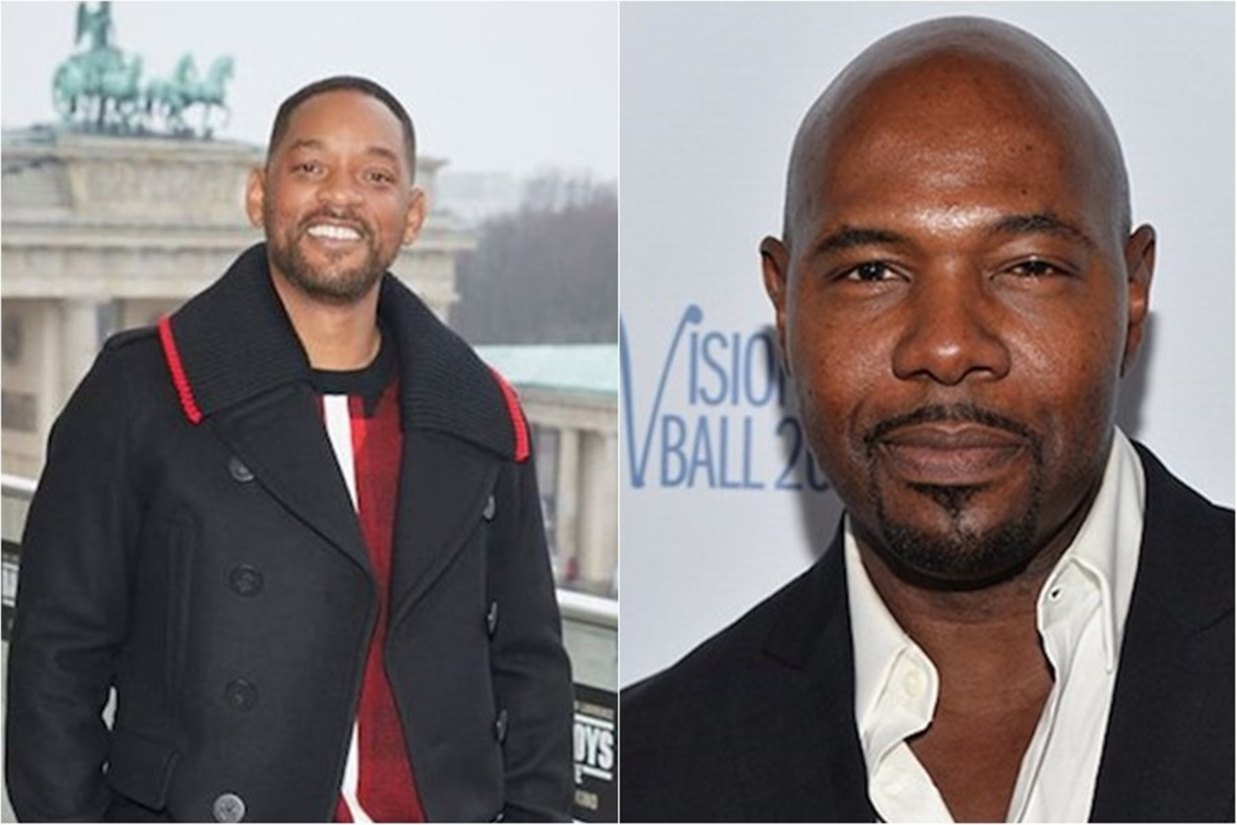 Will Smith Antoine Fuqua 'Emancipation' Movie