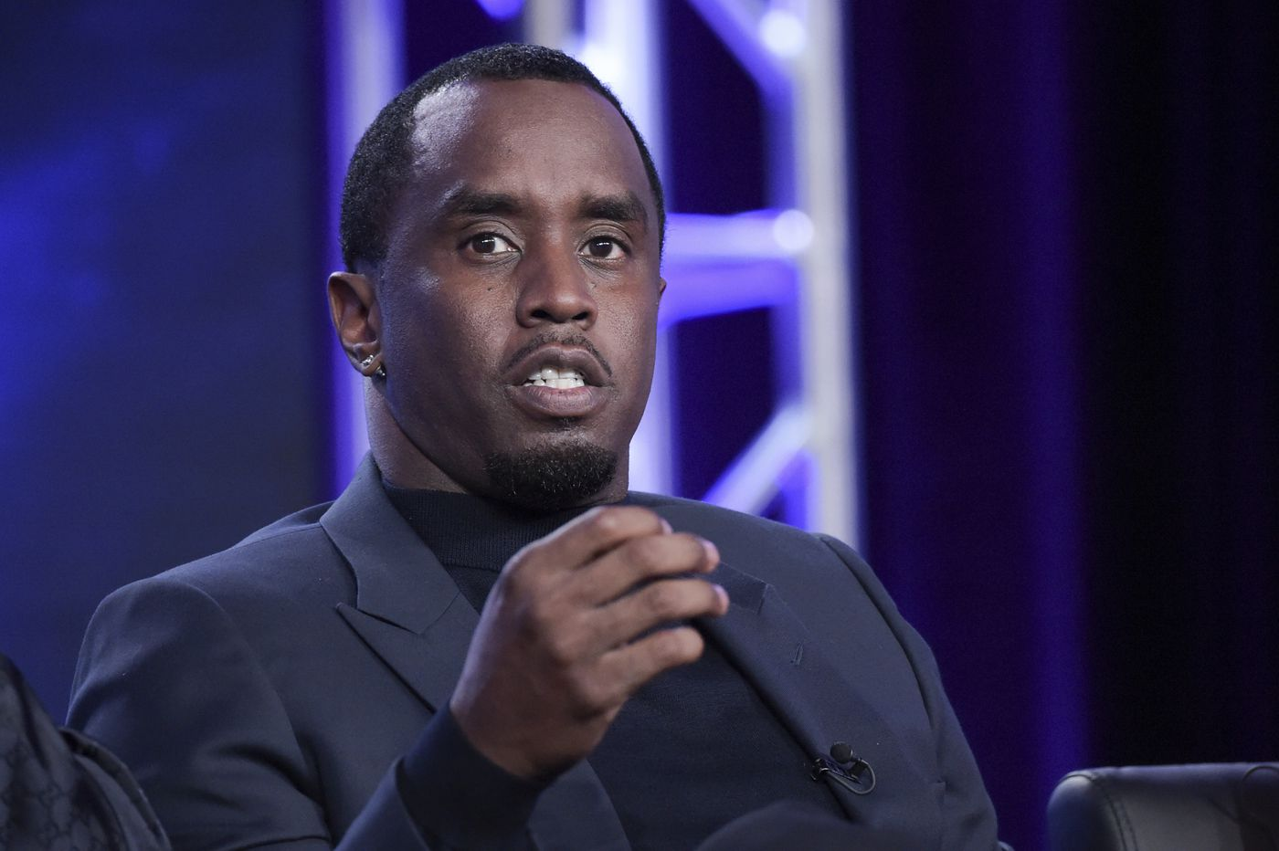 Diddy Tells People To Use Their White Privilege To Make The Black Lives Matter