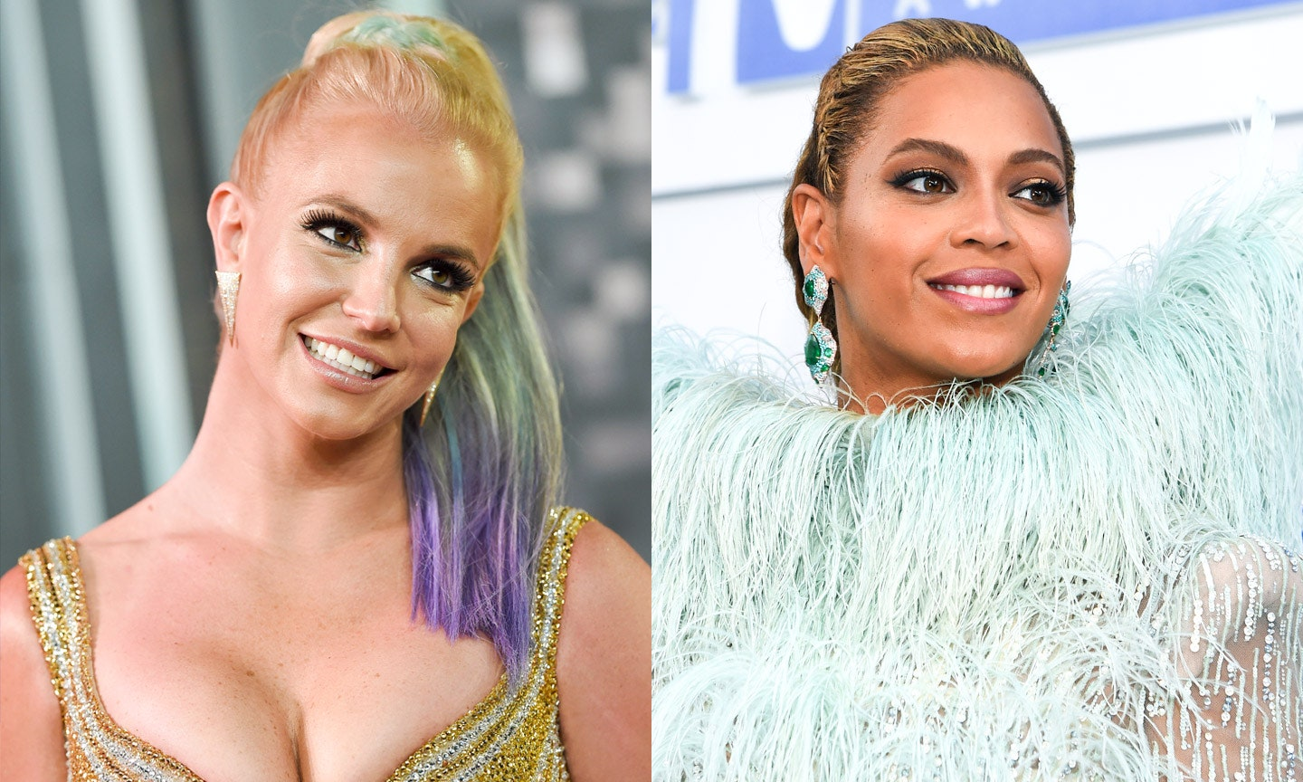 Beyoncé's Beyhive Buzzing After Britney Spears Calls Herself 'Queen B'