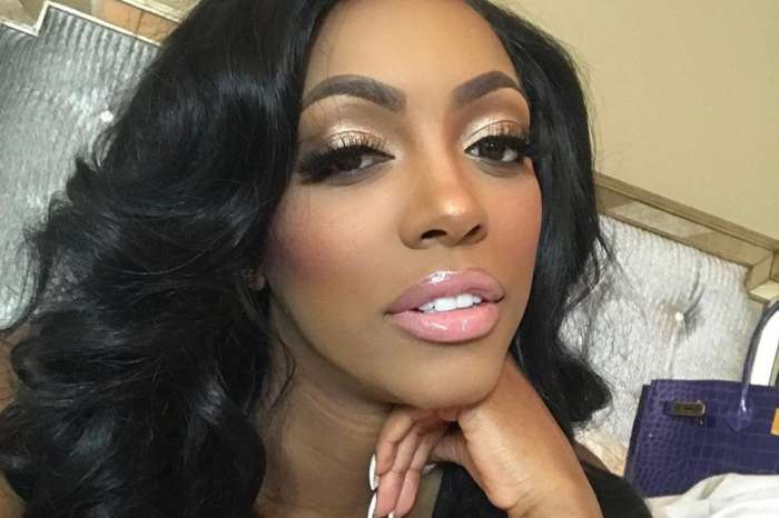 Porsha Williams Invites Fans To A Community March In Atlanta Today! No Violence And Looting Will Be Tolerated