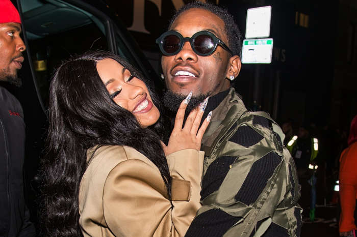Cardi B Shares Rare Pic Of Offset With All 4 Of His Kids In Sweet Father's Day Post!