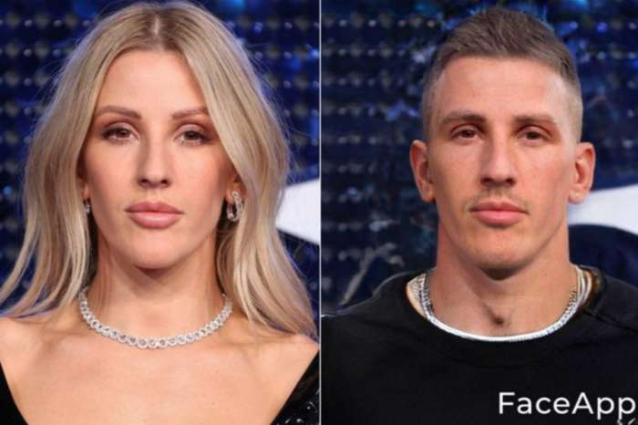 Ellie Goulding Is Breaking The Internet For Her Gender Swap Handsome Man Photo