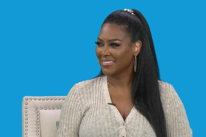 Kenya Moore Is Proud To Announce A Special Gift