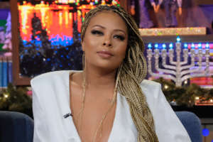 Eva Marcille Reveals Antifa Protesters Disguised In BLM Supporters; They Bring Violence And Destruction - See The Outrageous Images