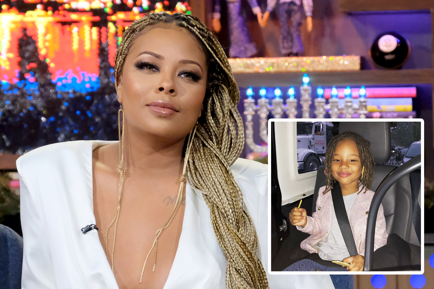 Eva Marcille's Video Of Her baby Girl Marley Makes Fans Smile - Watch It Here