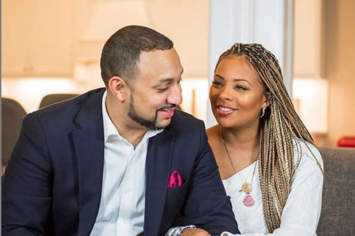 Eva Marcille Gushes Over The Owner Of Her Heart