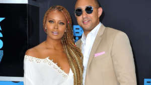 Eva Marcille Is Proud Of Mike Sterling Who Is Committed To Assist Peaceful Protesters
