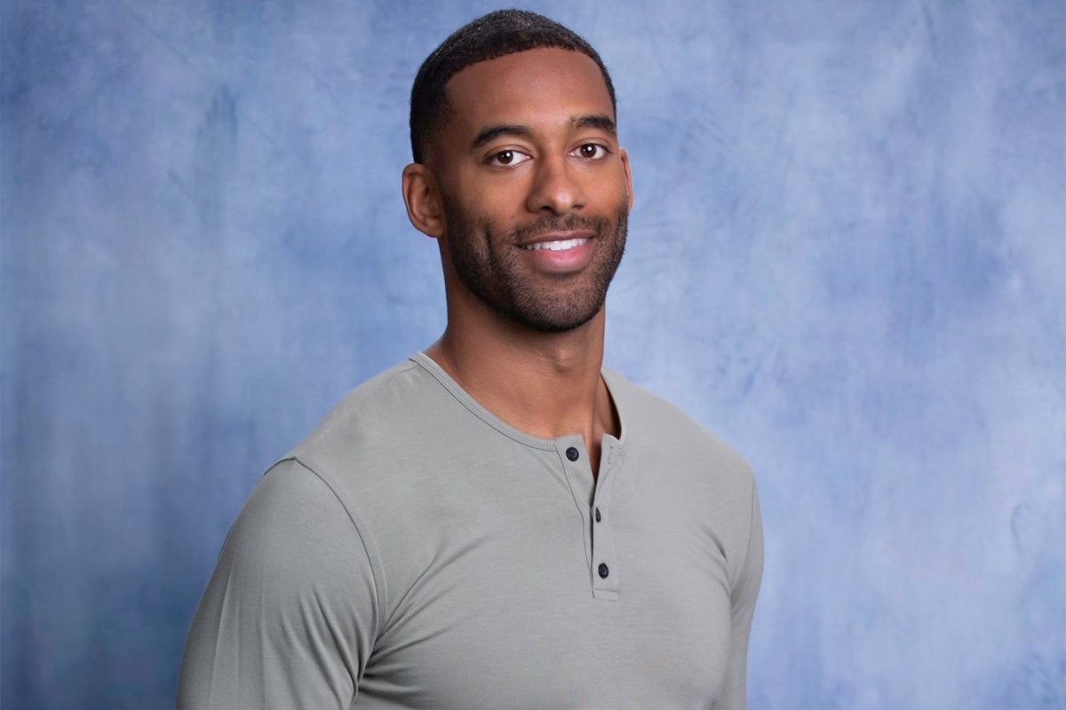 Matt James Becomes The First Black Bachelor On The Hit ABC Series