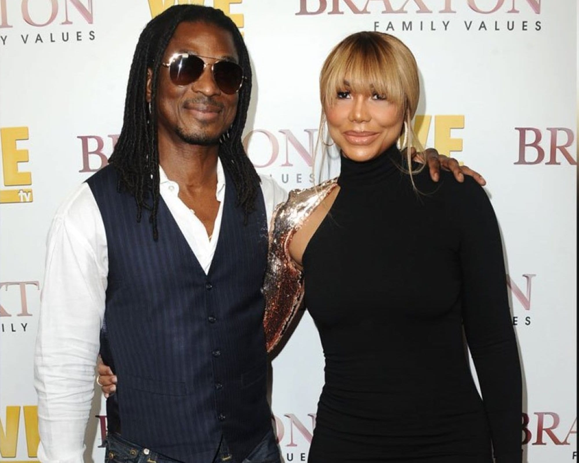 Tamar Braxton's BF, David Adefeso Took Part At The Protests: 'Your Silence In A Luxury'