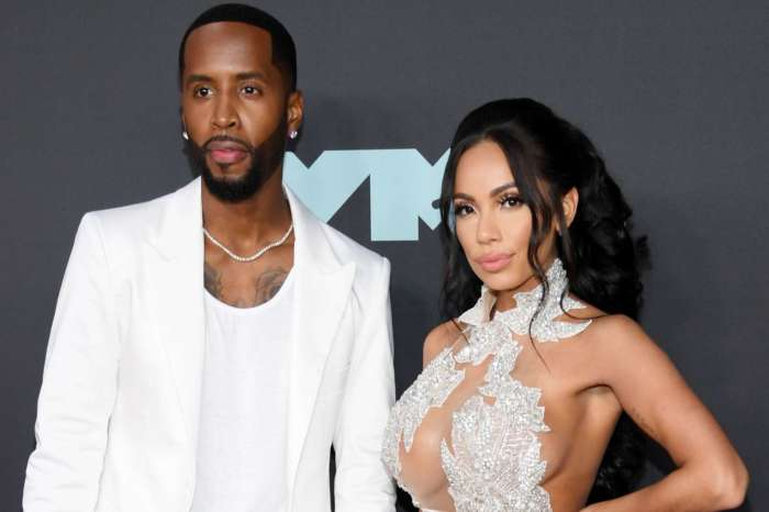 Erica Mena Praises Safaree For Father's Day - See The Video Featuring The Proud Father With Their Daughter