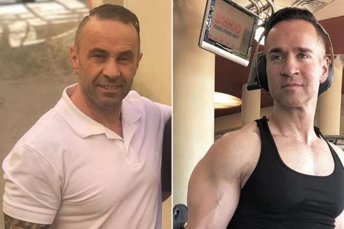 Joe Giudice Reportedly Invited Mike 'The Situation' Sorrentino To Fight Him In A Celebrity Boxing Match But The Latter Refused