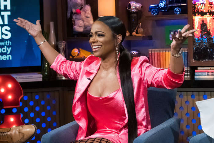 Kandi Burruss Explains What 'The Show Must Be Paused' Movement Means