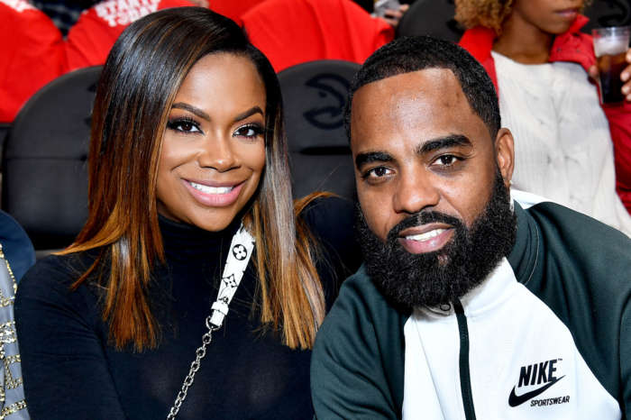 Kandi Burruss' Latest Photo With Todd Tucker Has Fans Praising The Couple
