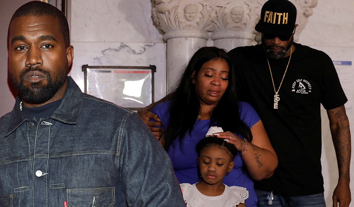 Kanye West Supports George Floyd's Daughter, Gianna Floyd - Here's The Grand Gesture He Made