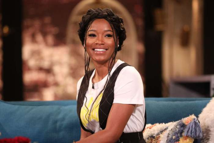 Keke Palmer Explains Why Cops And National Guard Kneeling In Support Of The BLM Protests Is 'Not Enough' In Powerful Essay