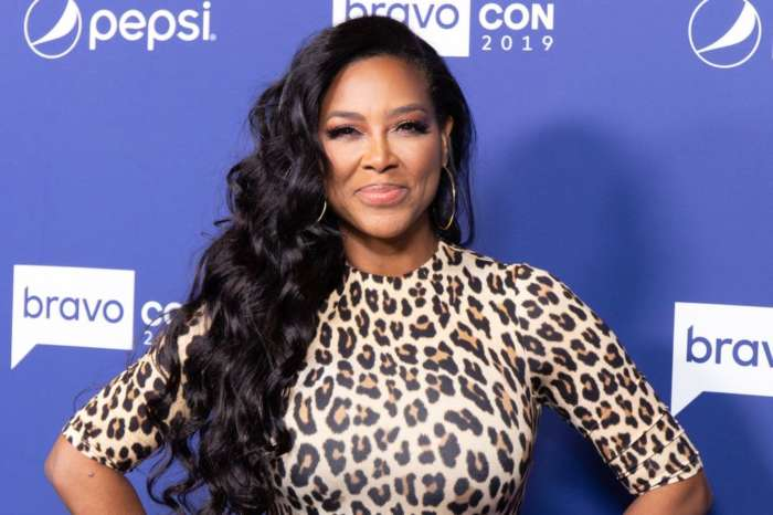 Kenya Moore Has A Surprise For Fans - You Can Catch Her Today At 6 PM