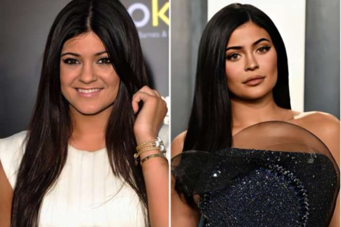 These Before And After Photos Of Kylie Jenner Will Have You Doing A Double Take