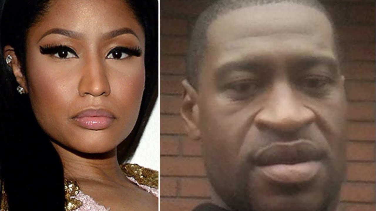 Nicki Minaj Finally Addresses The George Floyd Murder
