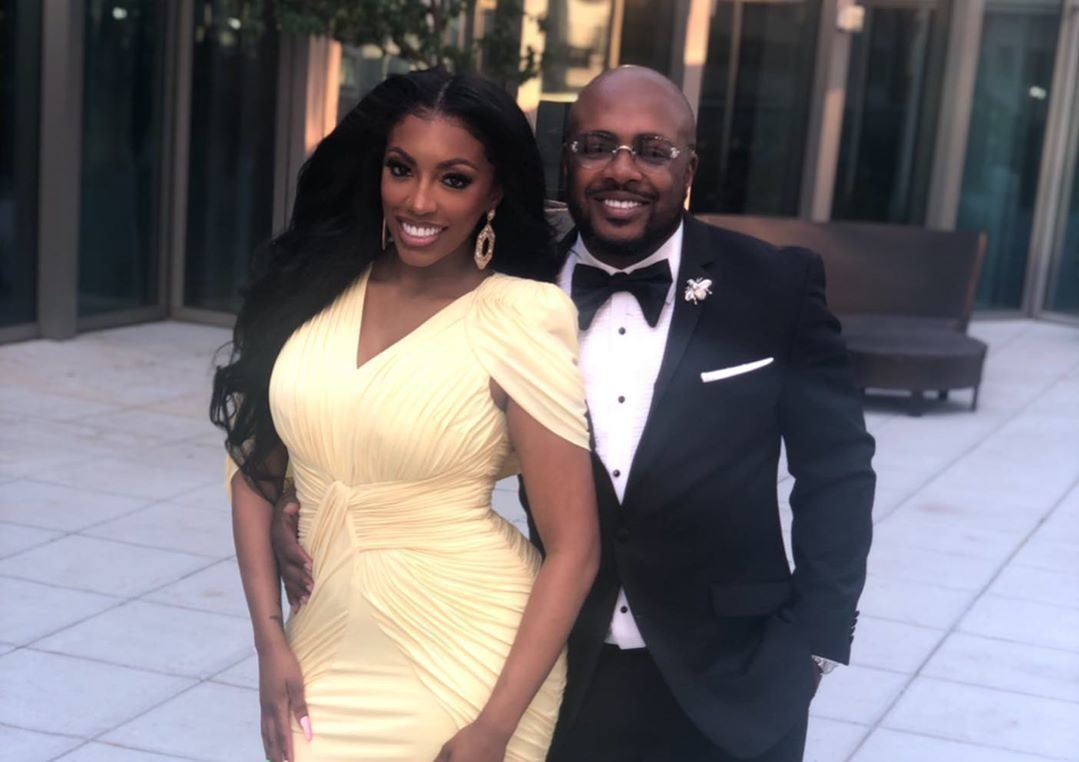 Porsha Williams Celebrates PJ's Grandma's 60th Birthday - See The Pics She Shared Featuring Dennis McKinley's Mother