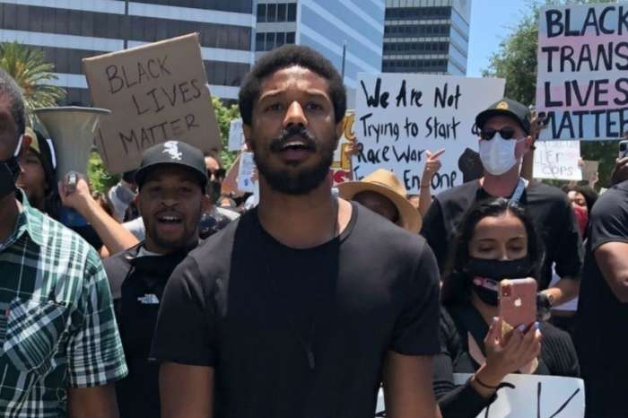 Michael B. Jordan Calls Out Hollywood And Demands More Representation During Passionate BLM Public Speech