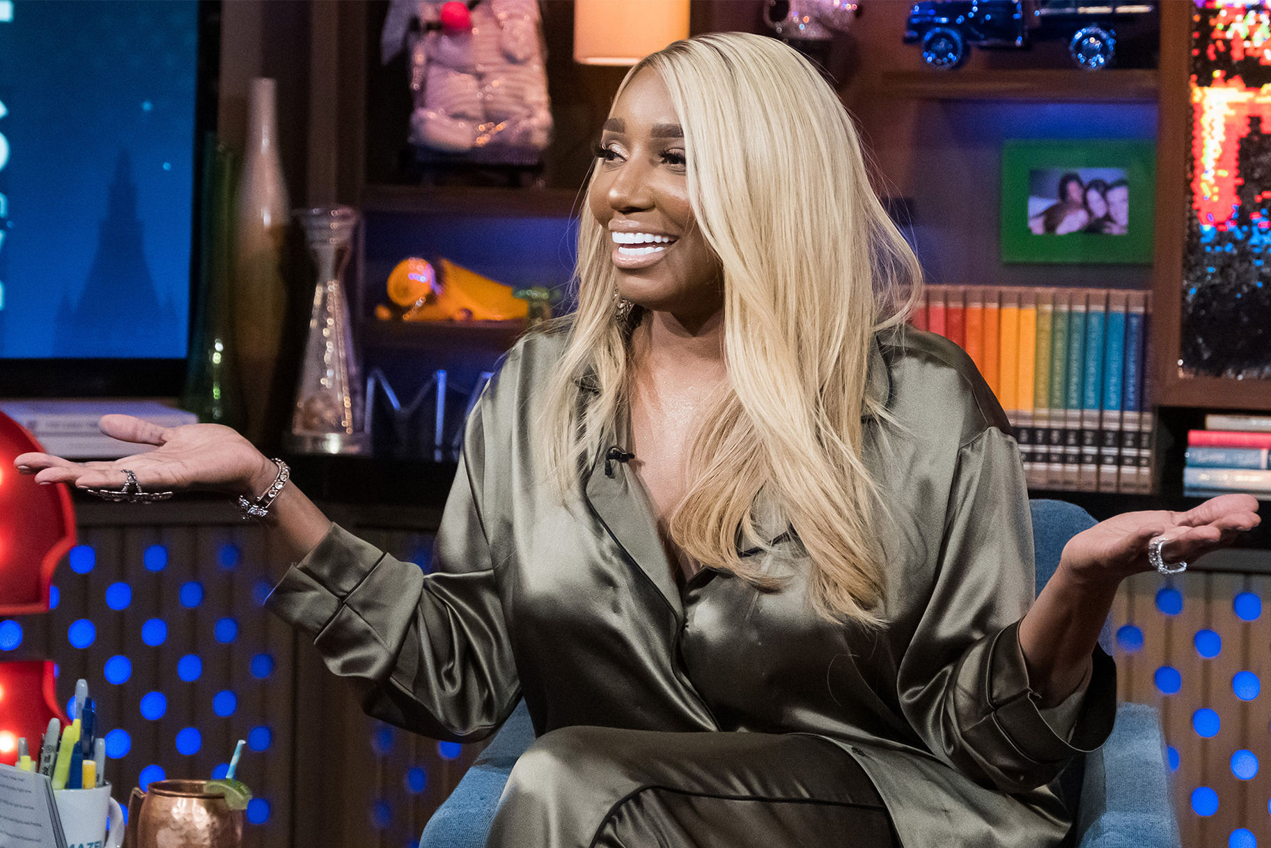 NeNe Leakes Revealed A Surprise For Her Fans - Check Out Her New Show