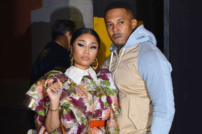 Nicki Minaj Says Her Marriage With Kenneth Petty Is 'Refreshing And Calming'