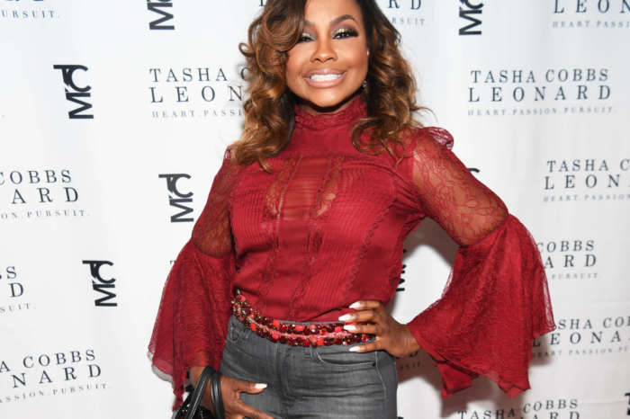 Phaedra Parks Is Always Up For A Challenge - She's Proud To Be A Black Woman