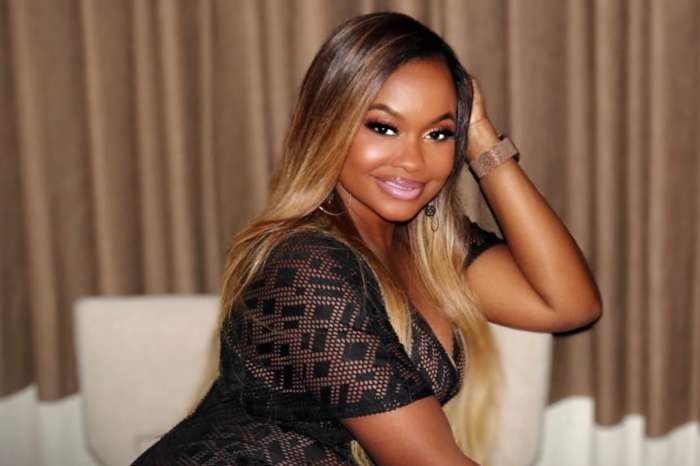 Phaedra Parks Had A Few Observations About Yesterday's Voting Process