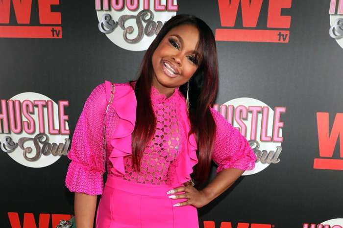 Phaedra Parks Shared A Message For Her Dad That Impressed Fans