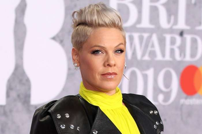 Pink Claps Back In Response To Hateful Comments After The Singer Makes Her Support Of The 'Black Lives Matter' Movement Clear!
