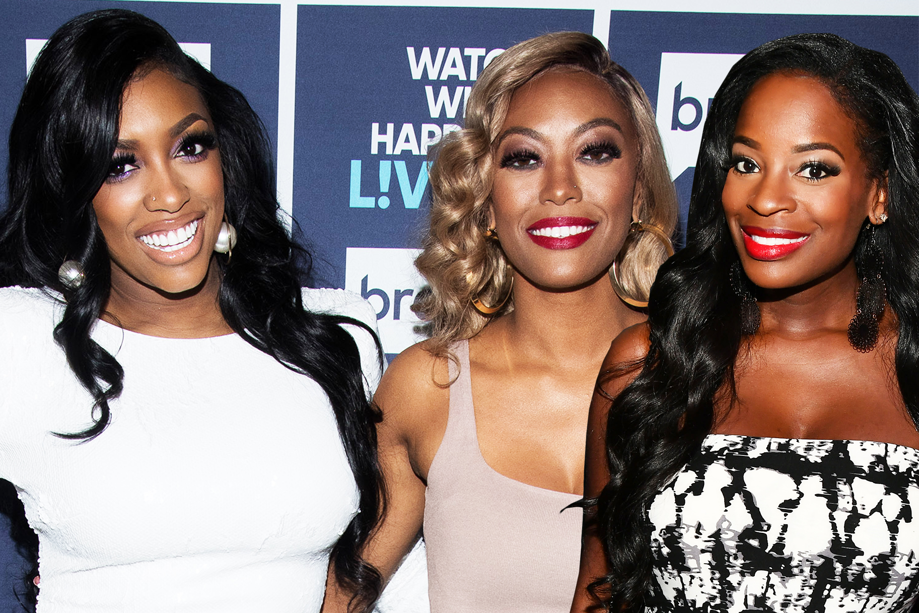 Porsha Williams Shares Birthday Photos And Shows Off Her Beach Body - Check Out The Juicy Pics With Her BFF, Shamea Morton, And Sister, Lauren Williams
