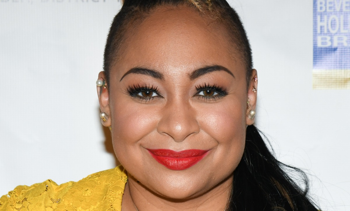 Raven Symone Marries Miranda Pearman-Maday In Backyard Wedding