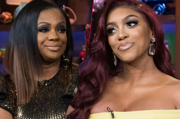 Porsha Williams Slips Into A Red Skin-Tight Outfit That Shows Off Her Amazing Juicy Curves - Check Out Her Birthday Photos