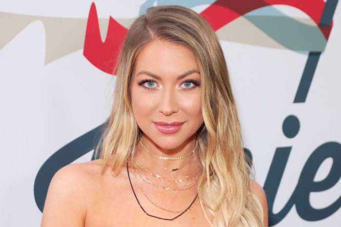 Stassi Schroeder Is Having A Baby Girl - Check Out The Cute Gender Reveal Post!