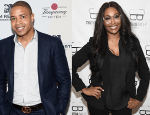 Cynthia Bailey Shares Photos From A Protest She Attended With Her Family - Here's Her Message