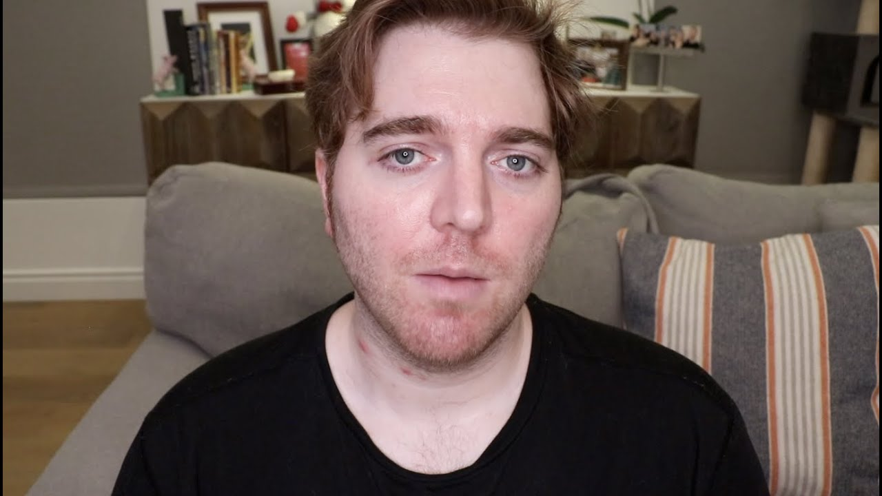 Shane Dawson Apologizes for Using the N-Word on Multiple Occassions