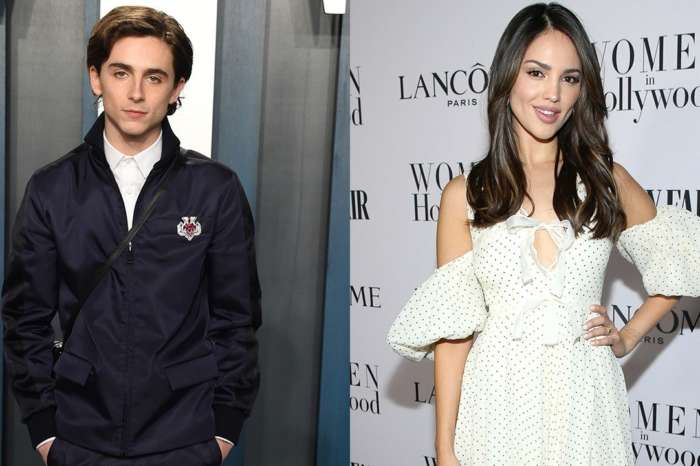 Timothée Chalamet And Eiza Gonzalez Dating? - They Two Are Photographed Kissing!