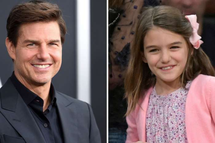 Is Suri Cruise Moving In With Tom Cruise? Is The 14-Year-Old Embracing Scientology?